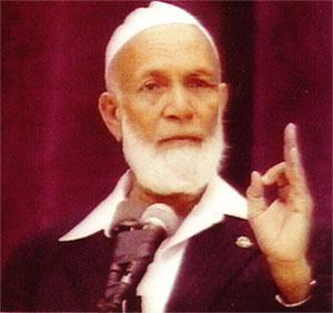 Ahmed Deedat Raih Penghargaan atas Dakwah Islamnya